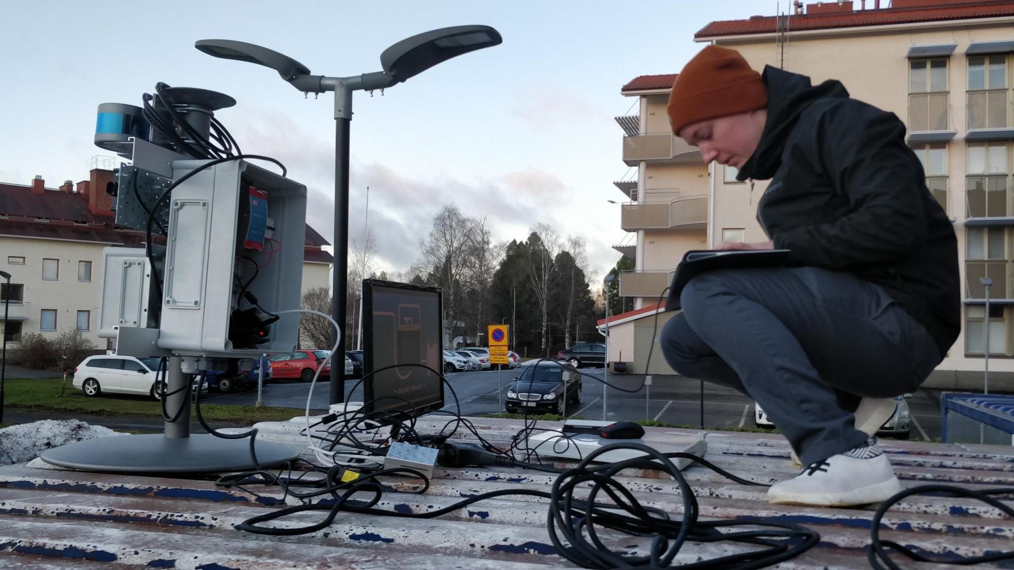 Katsaus FrostBitin TKI hankkeisiin – WinterSIM projekti alkaa