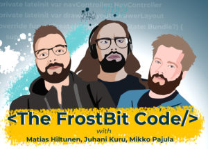 The FrostBit Code – YouTube Livestreams